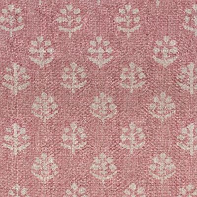 Reverse Red Earth Megha Rustic Linen - 358 (stonewashed) 2.7m Panel