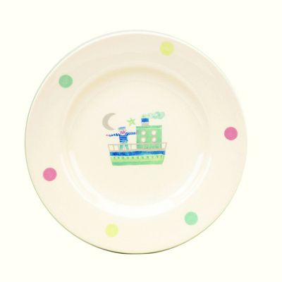 Lucy Art Sailor Side Plate
