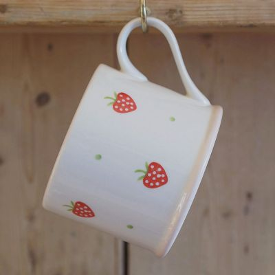Strawberry Straight Mug