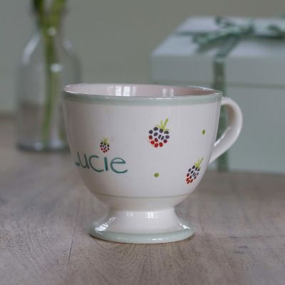 Personalised Blackberry Mug