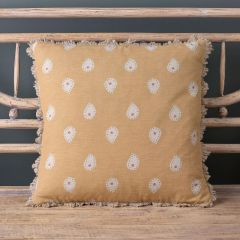Mika Cushion - Saffron