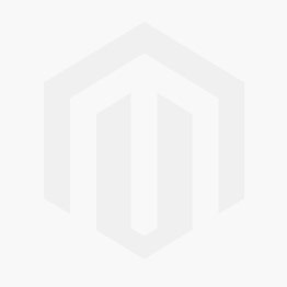 Hammered Silver Metal Lamp Base