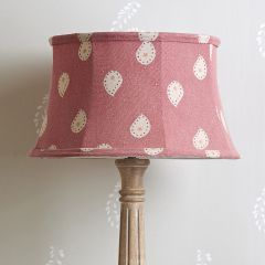 """Rose Mika 14"""" Framed Lampshade"""