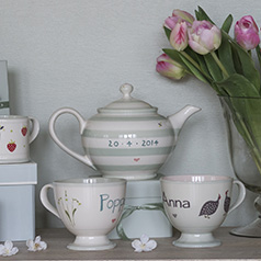 Personalised Pottery