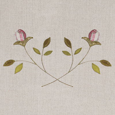 Embroidered & Applique