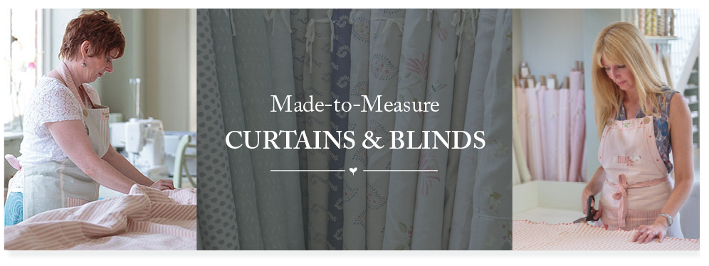 Made-to-Measure Curtains and Blinds