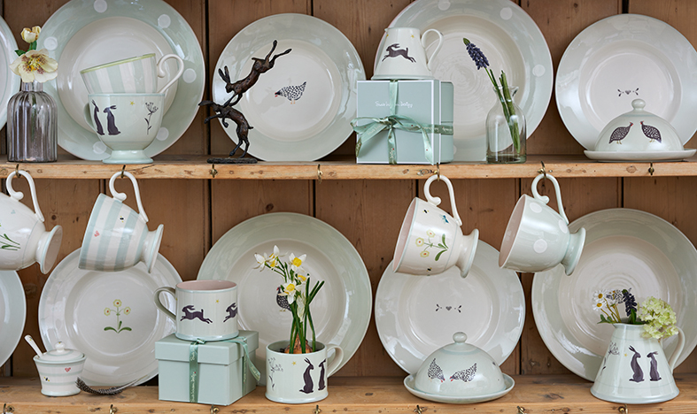 Hare Pottery